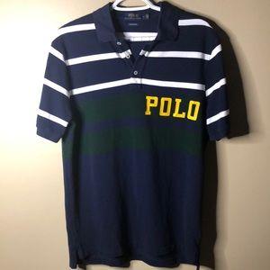 Ralph Lauren polo shirt sleeve top